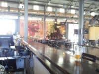 Interior de la Cervecería
