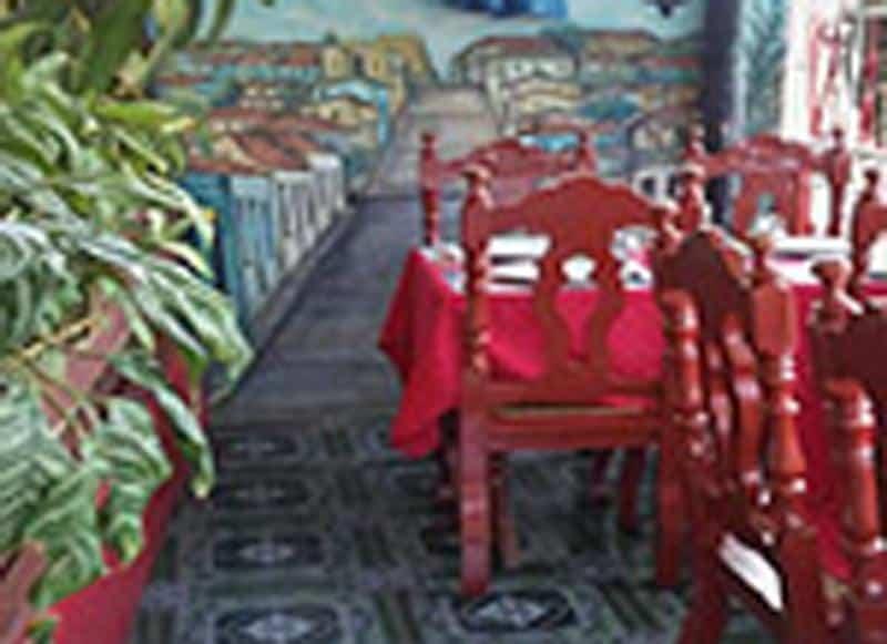 Restaurante Terraza Padre Pico